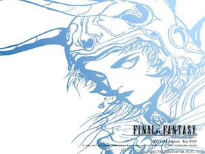 Final Fantasy I ecard 5