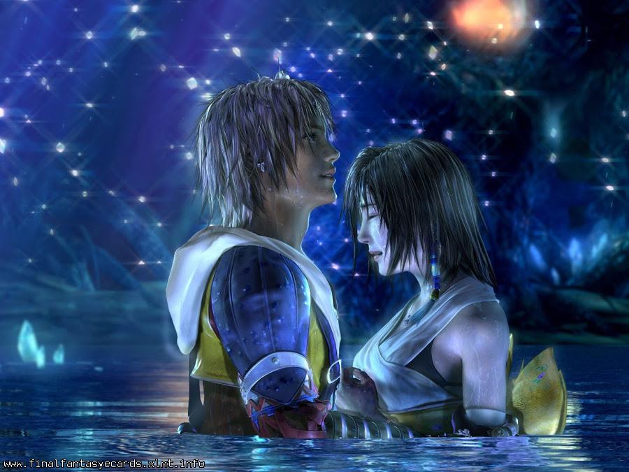 Final Fantasy X ecard 2