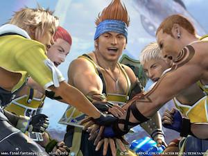 Final Fantasy X ecard 3