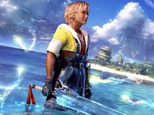 Final Fantasy X ecard 4
