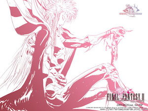 Final Fantasy II ecard 4