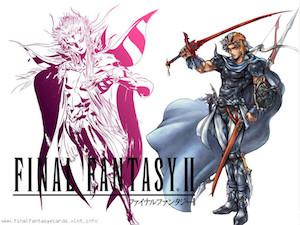 Final Fantasy II ecard 5