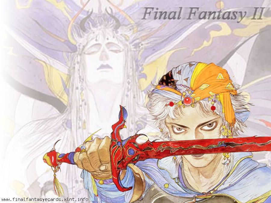 Final Fantasy II ecard 6