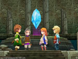 Final Fantasy III ecard 5