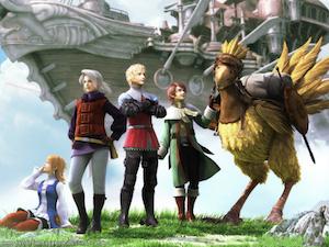 Final Fantasy III ecard 6