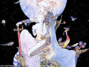 Final Fantasy V ecard 2