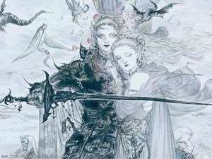 Final Fantasy V ecard 6