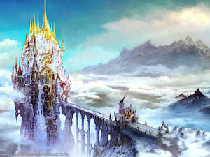 Final Fantasy VI ecard 2