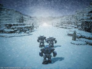 Final Fantasy VI ecard 6