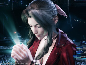 Final Fantasy VII ecard 2