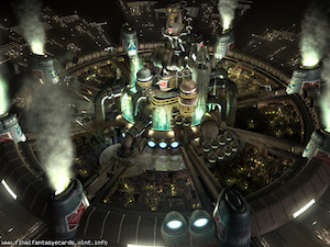 Final Fantasy VII ecard 5