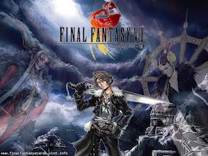 Final Fantasy VIII ecard 2