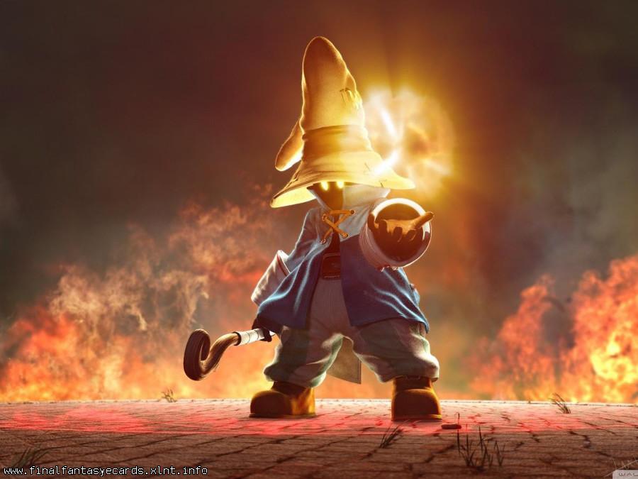 Final Fantasy IX ecard 2