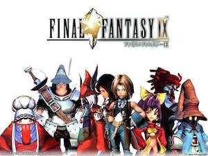 Final Fantasy IX ecard 4
